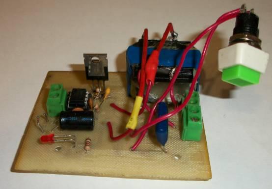 Электроника в быту - Схемы